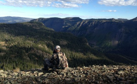 If I could go anywhere in the world each year to hunt, it would be the Western U.S.