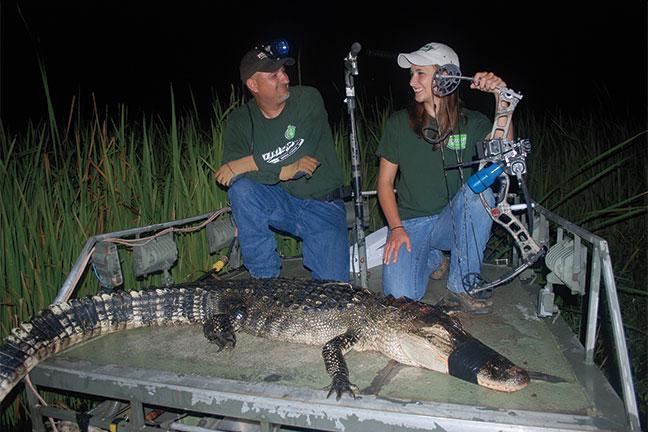 Florida-Alligator-Bowhunt