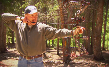 Randy Ulmer offers tips on how to control your breathing while shooting your bow.