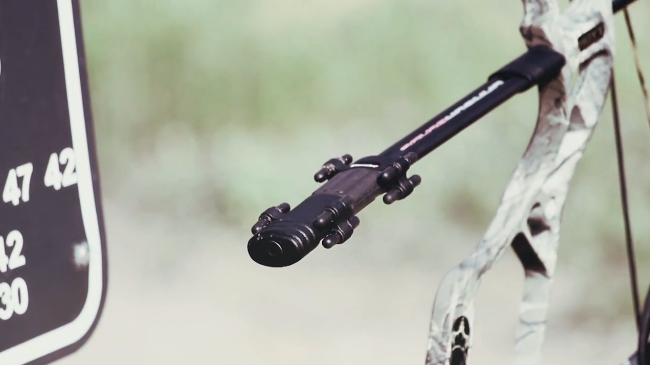 Tech Talk: Balancing Your Bow with Stabilizers