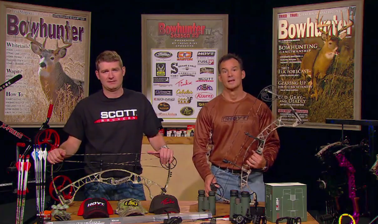 Tech Talk: The Hoyt Spyder 30 Bow