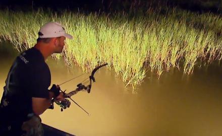 Louisiana Bowfishing 2