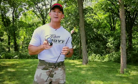 Mike Carney explains how lighted arrow nocks and bow mounted action cams can help you become a
