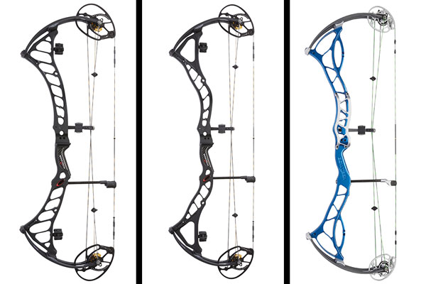 Introducing the New Bowtech Prodigy, Boss and Fanatic