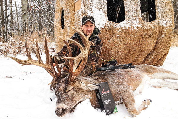 Triumph Over Tragedy: Ben Cockell's 249-Inch Canadian Megabuck