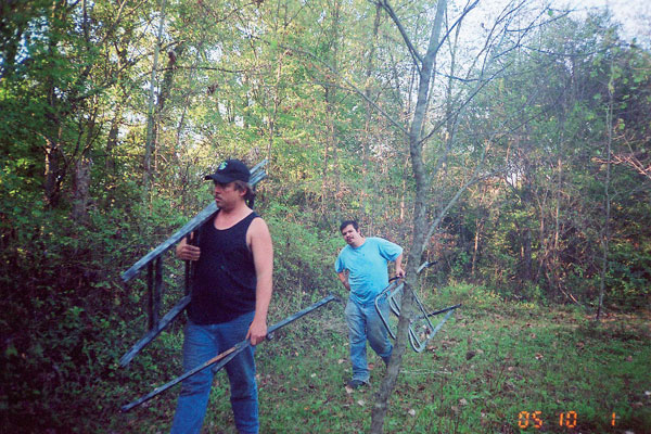Don T Stand For It How To Prevent Treestand Theft Bowhunter