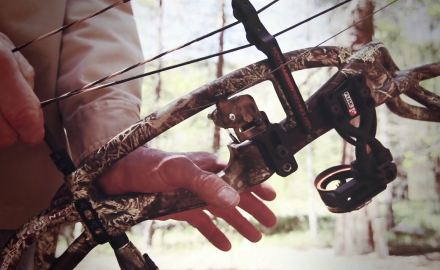 Dead On: Proper Hand Placement on the Bow