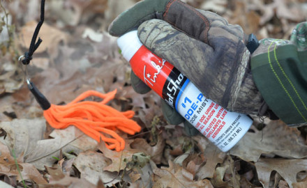 There is only one time of year when I use deer scents extensively — during the rut. My forays