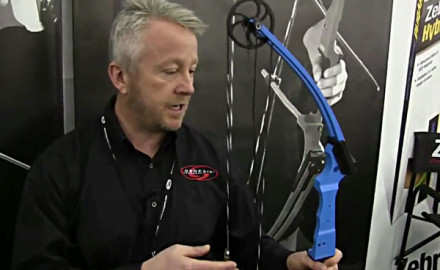 Genesis Archery was on hand at the 2014 Mathews Retailer Show in Wisconsin Dells, Wisc., for the