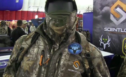 Scent-Lok was on hand at the 2014 Mathews Retailer Show in Wisconsin Dells, Wisc., for the