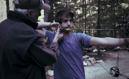 Dead On: The Value of Archery Lessons