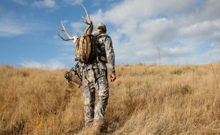 The heavy lifting involved in any DIY big-game hunt seems to come when an animal is down, and taken