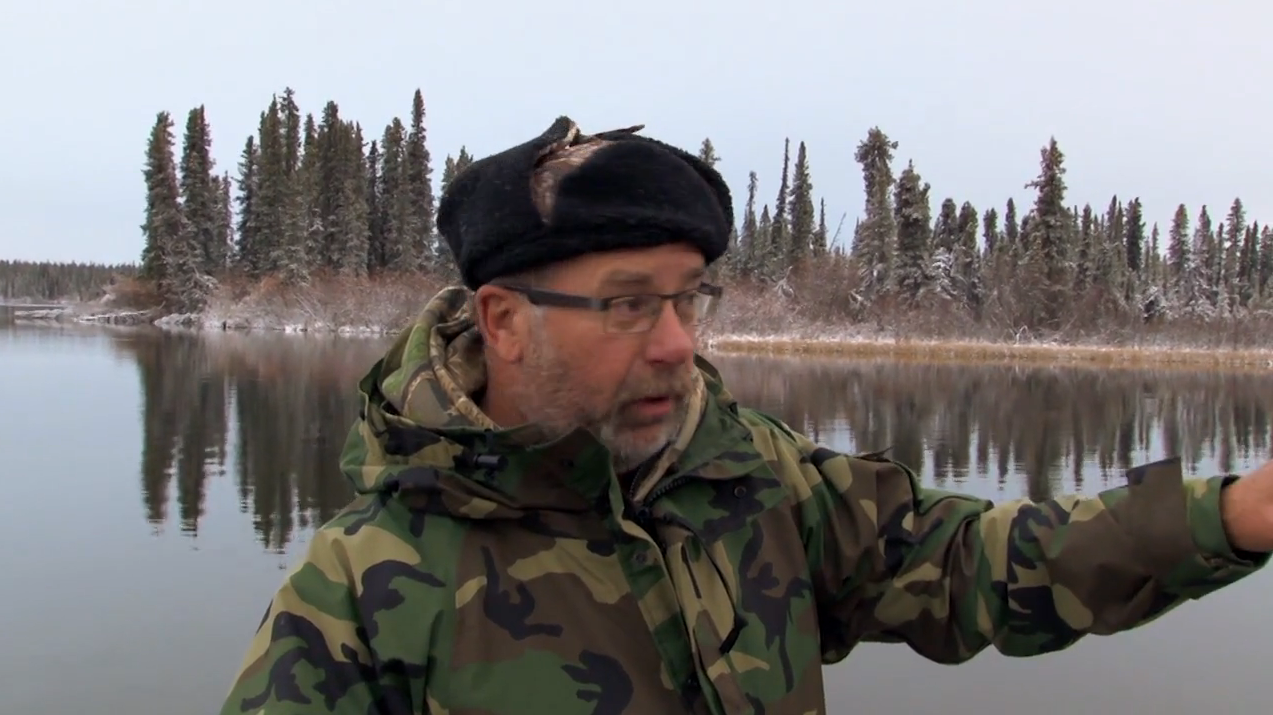 Running and Gunning for Yukon Moose