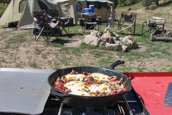 Cooking venison