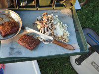 cooking venison f