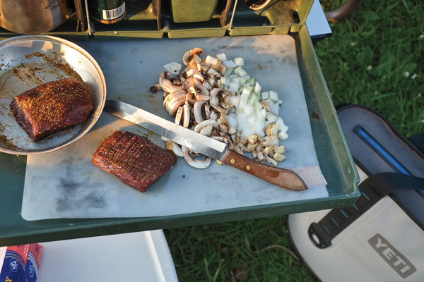 Fresh Meat: Cooking Venison in Camp