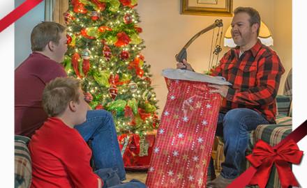Bear Whitetail Legacy Christmas