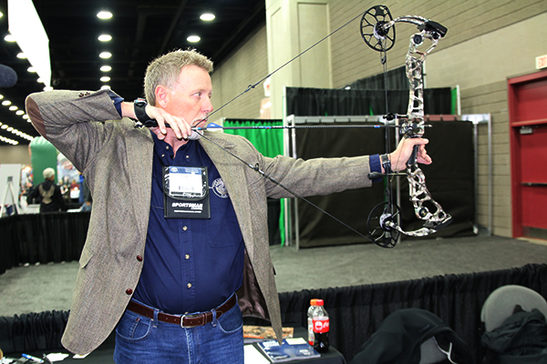 ATA Show 2016: The All-New Mathews Halon 6