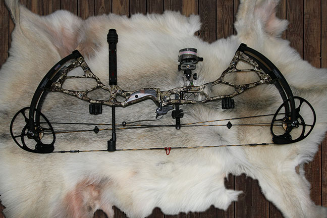 Editors Review: 2016 Bowtech BT-X