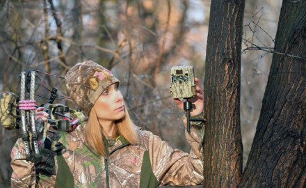 Last fall, I checked several trail cameras on the eve of Wisconsin's bow opener. While reviewing