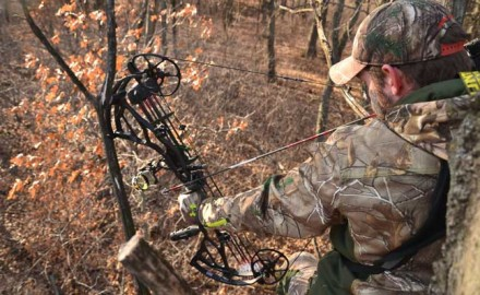 When bowhunters are forced to guess shot distance, misses ensue. A quality rangefinder that allows for up-to-the-second range readings is the best bet to avoid this common mistake. Photo by Tony Peterson