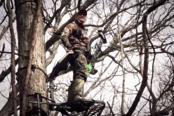 comfortable treestand