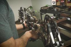 choosing a bow press