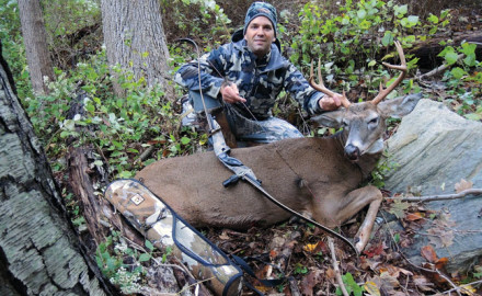 Editor's note: It was late winter when I got a call from a mutual bowhunting friend who told me