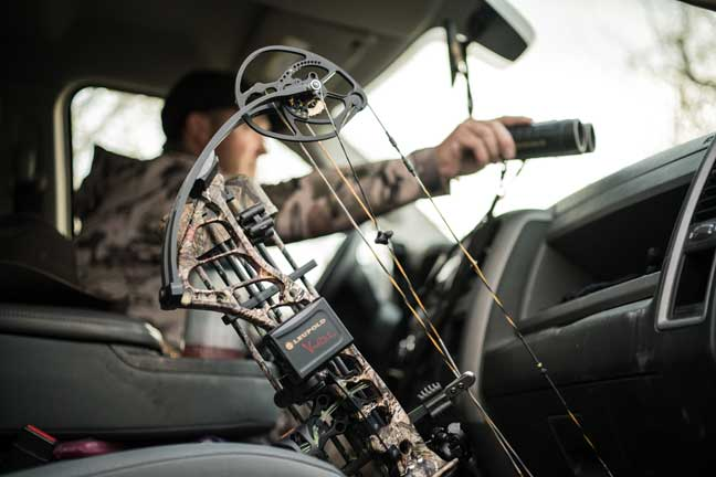 judging yardage is ethical for any bowhunter