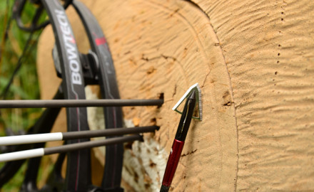Super tuning ensures your broadhead-tipped arrows will leave your bow and enter your targets exactly as they should, which is extremely important when it comes to penetration on live game.