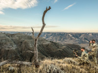 Western hunting demands high-quality apparel due to ever-changing weather conditions.