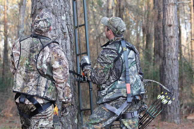 Remain Invisible Secrets To Perfect Treestand Placement
