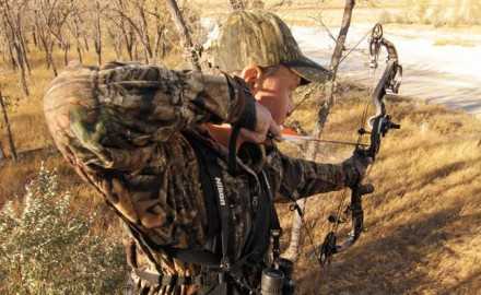 Treestands give you the edge in ultimate invisibility, but only if you set them up properly. At the