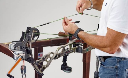 There are many reasons why bowhunters go the route of custom string sets, but three are