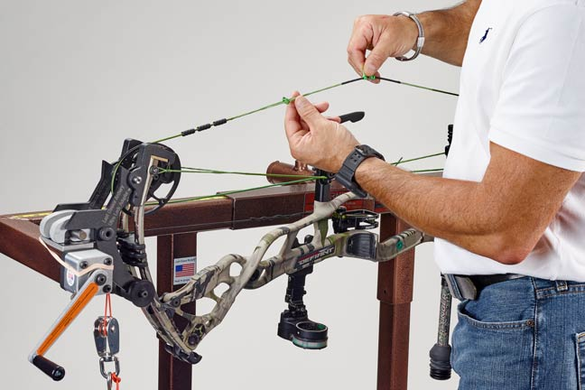 Custom Strings Increase Bow Performance and Accuracy