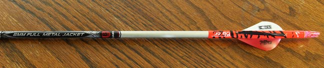 Blueprint to a better hunting arrow bowhunter arrow shaft better performance malvernweather Gallery