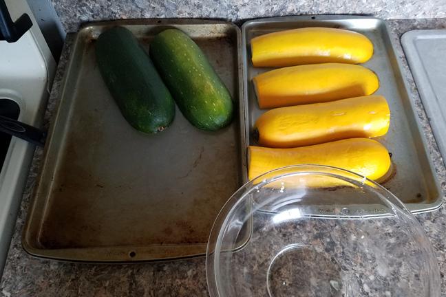 Venison-Zucchini