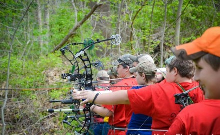 Most bowhunters would take a hiatus — if not retire — from the sport if they had shoulder