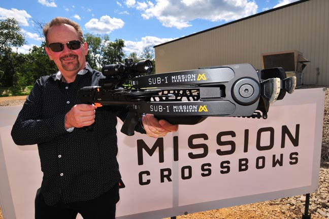 Introducing the SUB-1 from Mission Crossbows