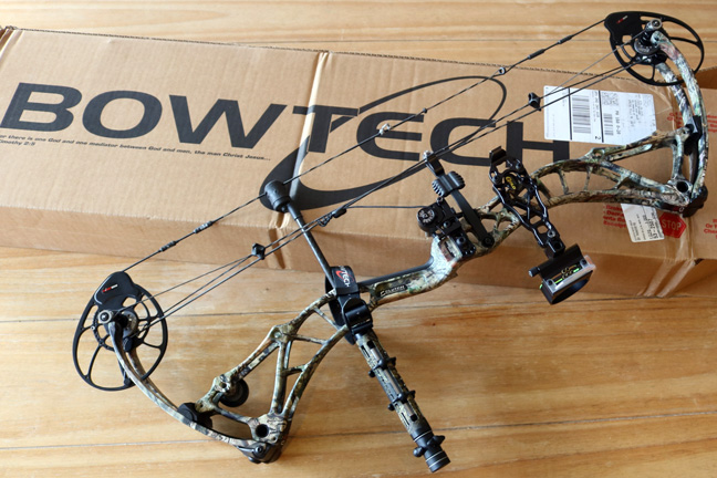 First Look: 2018 Bowtech Realm