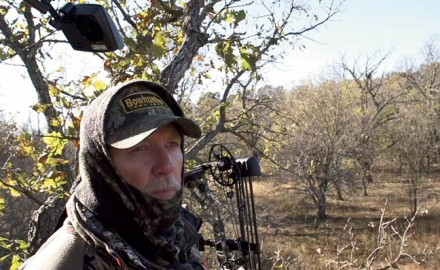 Question: I have a spot where I would like to put a treestand, but the wind always gives me away.