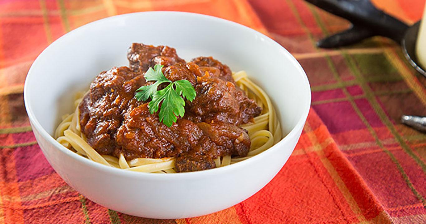 Elk Venison Hungarian Goulash Recipe