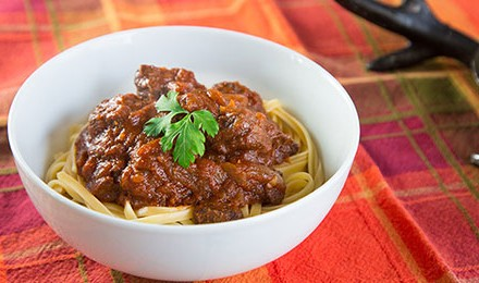 Elk Venison Hungarian Goulash Recipe