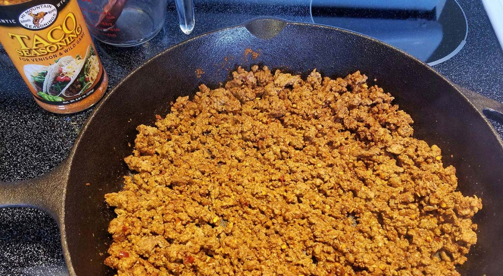 Slow Cooker Venison Queso Dip Recipe Taco Seasoning