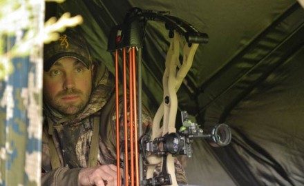 If you typically hunt birds out of a ground blind, here are Tony J. Peterson's top tips for setting up turkey blinds heading into the Spring season.