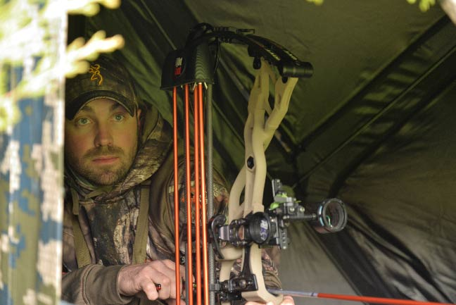 Top Tips for Successful Turkey Blinds