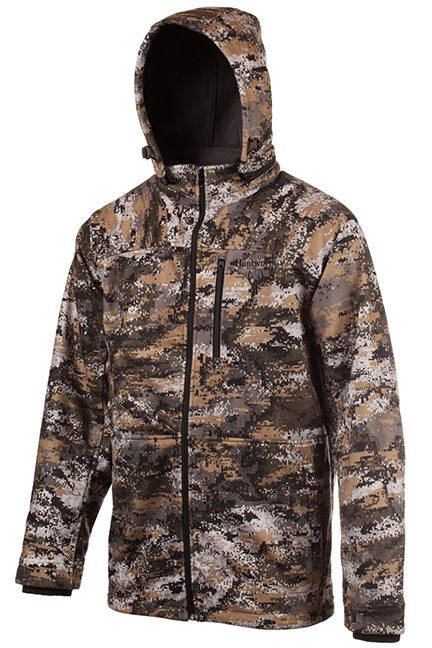 Huntworth Men's Soft Shell Fleece Jacket