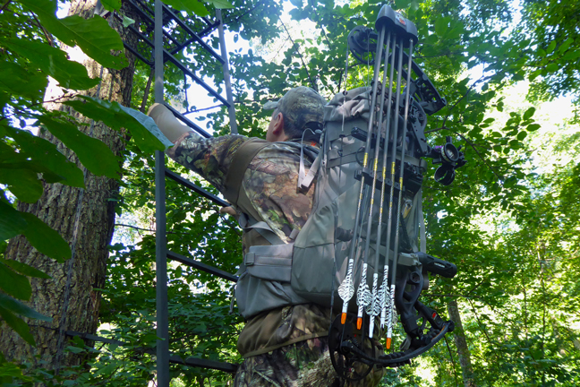 How High-Tech Packs Work for Whitetail Hunters