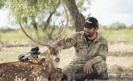In search of something to hunt in the summer? Sr. Digital Editor Drew Pellman says there's nothing more fun ' and tasty ' than a Texas axis deer.