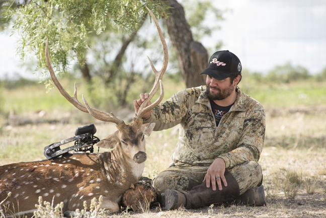 Why Go Texas Axis Deer Hunting? Why Not!